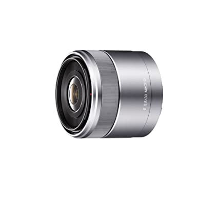 Sony E-mount 30mm F3 5 Macro Lens | SEL30M35 - International Version (No  Warranty)
