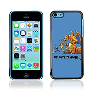 phone covers Colorful Printed Hard Protective Back Case Cover Shell Skin for Apple iPhone 4 4s ( Funny Poke Illustration )