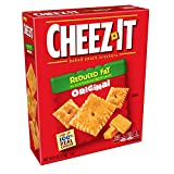 Cheez-It Baked Snack Cheese Crackers, Reduced Fat, Original, 6 oz Box(Pack of 12)