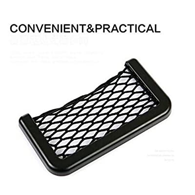 2pcs Car Carrying Bag Stickers Seats Storage Organizers Phone Holder for Opel Astra H G J Insignia Mokka Toyota Avensis Rav4 Ford Focus 2 3 Fiesta Mondeo Accessories BMW Ford Universal: Car Electronics