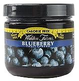 no carb jelly - WALDEN FARMS FRUIT SPRD CF NO CARB BLUEBRY, 12 OZ