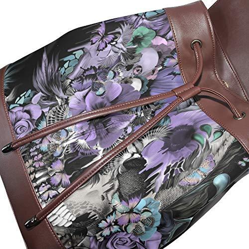 DragonSwordlinsu dos Sac main à Taille femme multicolore au unique porté pour f7Frfwq