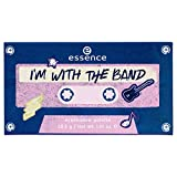 essence | I'm With the Band Eyeshadow Palette | 16 Shades