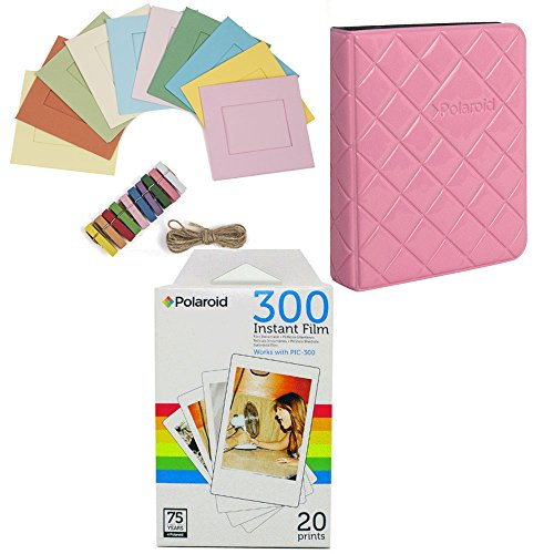 Polaroid PIF300 Sheets Colorful Compatible