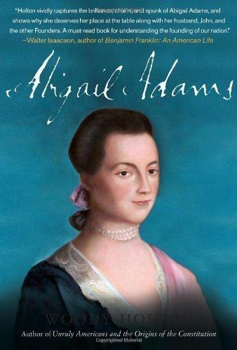 Abigail Adams [DECKLE EDGE] (Hardcover) PDF Text fb2 book