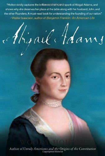 Abigail Adams [DECKLE EDGE] (Hardcover) pdf epub