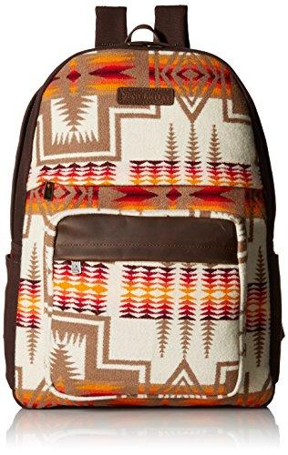 Pendleton Men's Canvas Backpack, Harding Ivory