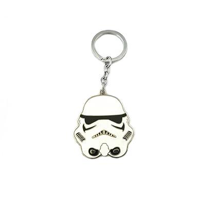 Llavero Star Wars, Métal, Storm Trooper, Keychain, Keyring ...