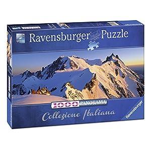 Ravensburger Italy Monte Bianco Puzzle Multicolore 15080