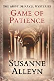 Game of Patience by Susanne Alleyn front cover