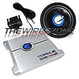 "Planet Audio Torque 1500 Watt Monoblock Car Amplifier + 1500W 12"" Car Subwoofer"