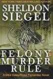 Felony Murder Rule (Mike Daley/Rosie Fernandez Mystery) (Volume 8)