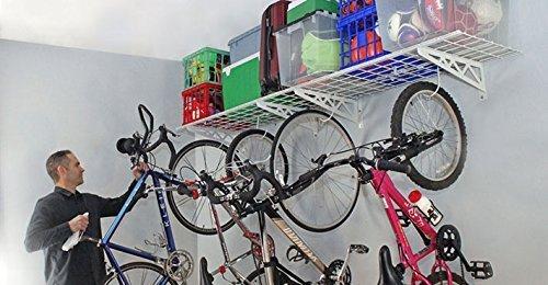 Garage Wall Shelves - SafeRacks | Garage Wall Shelf Two-Pack 18