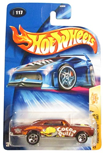 hot-wheels-2004-cereal-crunchers-5-5-pontiac-gto-1967-117-brown-cocoa-puffs-164-scale