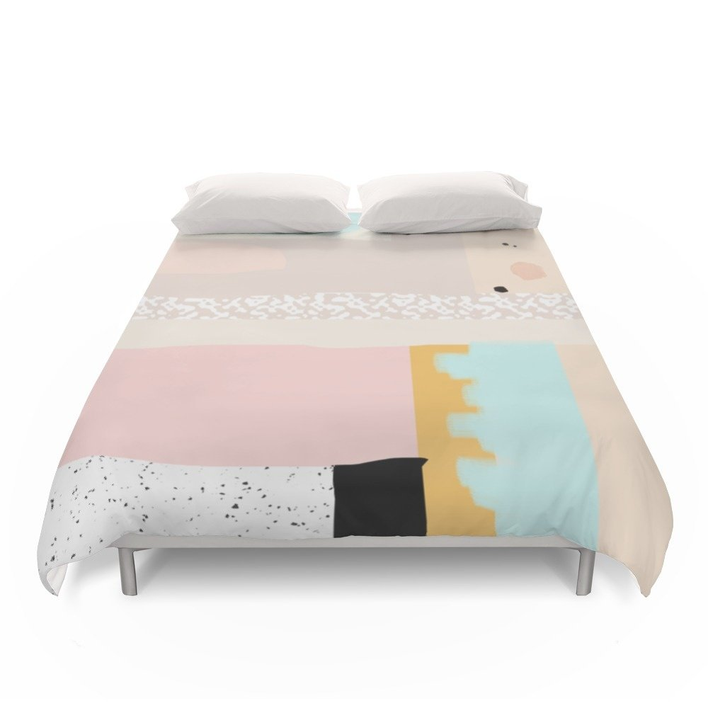 Society6 On The Wall#3 Duvet Covers Full: 79'' x 79''
