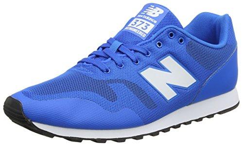 New Balance 373, Sneaker Uomo Blu (Blue Bg)