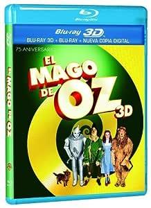 El Mago De Oz Edición 75 Aniversario Blu-Ray 3d Blu-ray ...