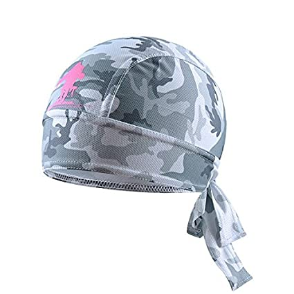 Image Unavailable. Image not available for. Color  Cycling Bicycle Bike Hat  Headband Riding Pirate Cap Scarf Sweat Proof ... 00630089d17b