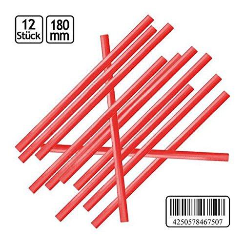 12 Stück Zimmermannsbleistift Zimmermann Bleistift