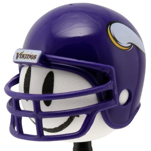 Minnesota Vikings Football Helmet Antenna Topper