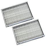 MaximalPower VF KEN EF1 X 2 Kenmore EF-1 Vacuum Progressive Canister Upright # 20-86889 & 53295 Replacement Filter (2 Pack)