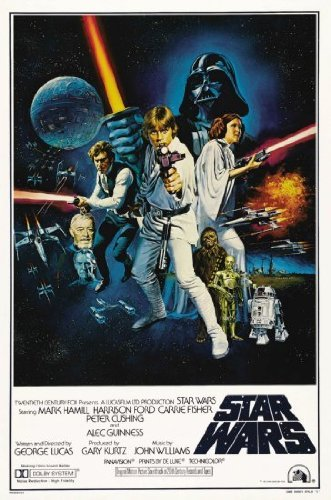 star wars good quality poster