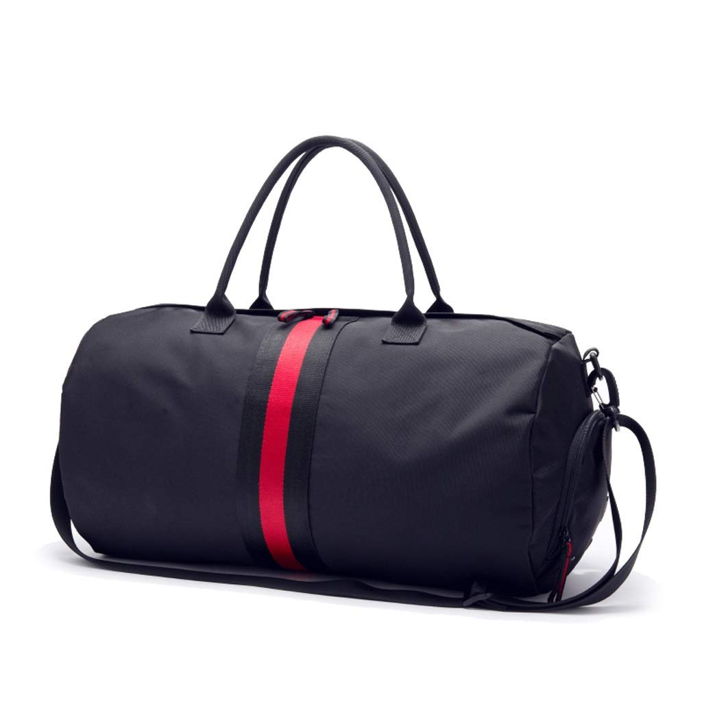 Amazon.com: Fashion Gym Bag Sports Yoga Backpack Portable ...