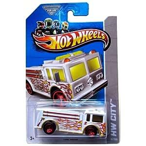 Hot Wheels-2013 Treasure Hunt T Huts Fire Eater #19/250 New