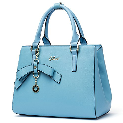 Leather Satchel Handbags - 9