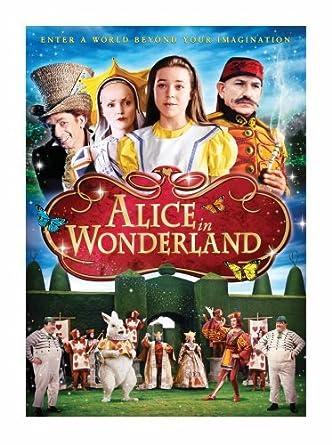 Amazoncom Alice In Wonderland Tina Majorino Whoopi Goldberg