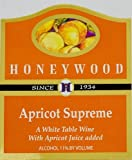NV Honeywood Winery Apricot Supreme Fruit Wine