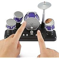 Electronic Mini Finger Drum Desktop Novelty Set
