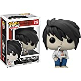Funko POP! Death Note L with Cake Exclusive