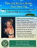 Nutricare Plus Pure Emu Oil, Piercing