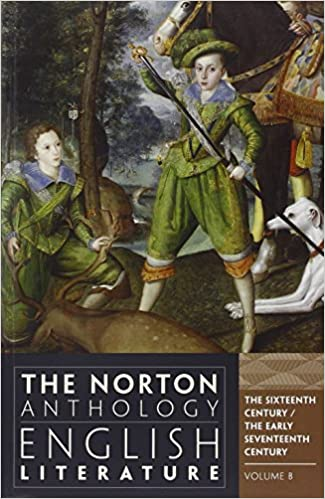 The Norton Anthology of English Literature Ninth Edition  Vol E