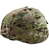 Military Style MICH/ACH Multicam Helmet Cover