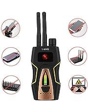 Hangang Multifonctionnel Anti-Spy Full-Range RF Sans Fil Signal Radio Détecteur Caméra Cachée Auto-détection Tracer Finder Sensibilité Ajustable