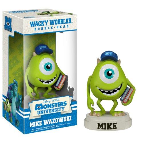 Funko - Figurine - Monstres & Cie Academy (University) - Bobblehead Mike Wazowski - 0830395031