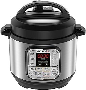 Instant Pot DUO Mini 3-Quart Pressure Cooker
