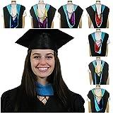Cappe Diem Master's Graduation Hood LIGHT