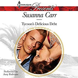 Tycoon's Delicious Debt Audiobook