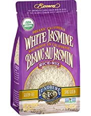 Lundberg Organi Organic California White Jasmine Rice, 907 gm