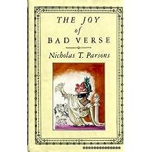 The Joy of Bad Verse