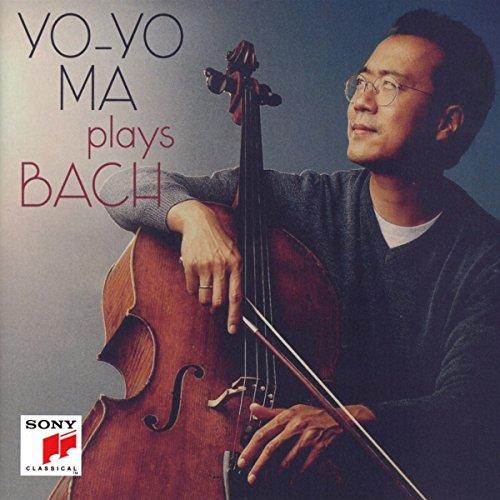 Yo-Yo Ma - Yo-Yo Ma plays Bach (2017) [WEB FLAC] Download