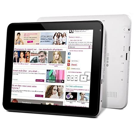 Smart Devices SmartQ Q8 Tablet Windows