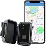 Lightning GPS GL300 Asset Locator with Magnetic Case. 4G LTE Real-Time GPS Tracker. Connectivity for Coverage in North America - Covertly Mount on Vehicle, Car, Truck to Track. Flexible Service Plans! (Color: black)