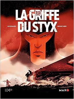 Book's Cover of Blackfury, Tome 1 : La griffe du Styx (Français) Broché – 9 octobre 2020