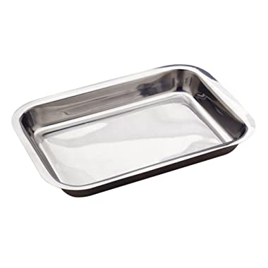 Norpro Stainless Steel 16 Inch Roast Lasagna Pan