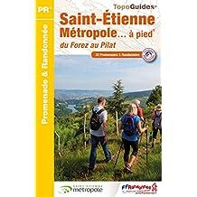 SAINT-ETIENNE METROPOLE... A PIED - P426
