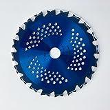 "Renegade Blade 2pk-8""-20t -- Renegade Hawk / Hybrid -- Brush Specialty Carbide Brush Cutter Weed Eater Blades, 203mm"